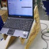 Bamboo Laptop Stand Prototype Part 1