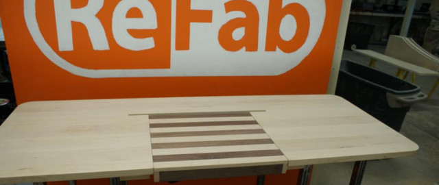 Sit and stand Desk Part 4 – Mock-up