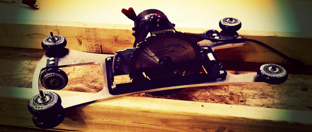 2012 Power Tool Drag Racer