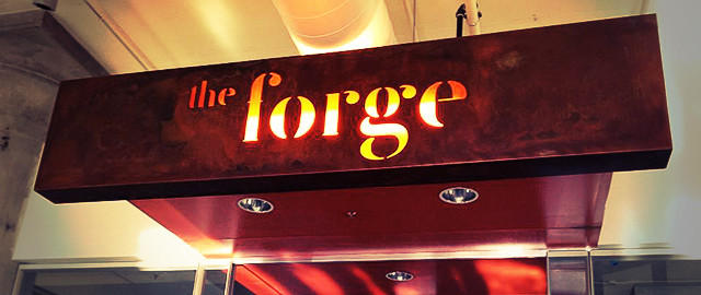 The Forge Signs