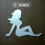 How to Shopbot Aluminum Skull Mudflap Girl Restroom
