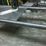Bicycle Generator frame seat mount