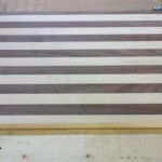 Butcher Block Cutting Board pre-cut