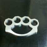 How to Shopbot CNC Router Aluminum Brass Knuckles