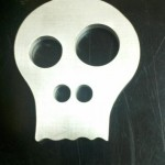 How to Shopbot CNC Router Aluminum Skull
