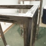 Sit/Stand desk welding frame both left