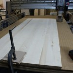 Sit/Stand desk Shopbot CNC Router pre-cut_long