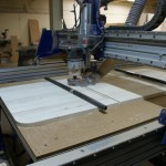 Sit/Stand Desk Shopbot CNC Router dado right