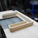Sit/Stand desk drawer wide