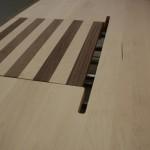 Sit/Stand desk mock-up drawer back right