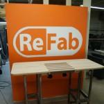 Sit/Stand desk mock-up front/left_2